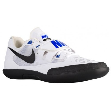 Nike Zoom SD 4 - Men's - Track - Field - Shoes - White/Black