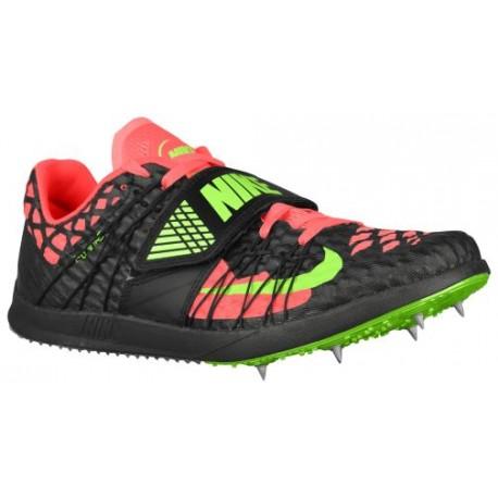 Nike Zoom TJ Elite - Men's - Track - Field - Shoes - Black/Electric