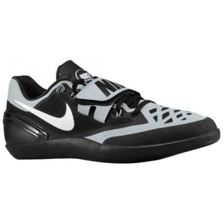 Nike Zoom Rotational 6 - Men's - Track - Field - Shoes - Black/Light Magnet Grey/White-sku:85131002