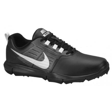 Nike Golf Explorer SL Mens Black/Cool Grey/Metallic Silver M357462PJ Shoes