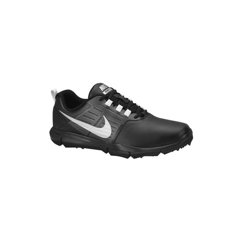 new style 68fd7 ae269 black nike golf shoes,Nike Explorer SL Golf Shoes - Men s - Golf - Shoes -  Black Cool Grey Metallic Silver-sku 04696001