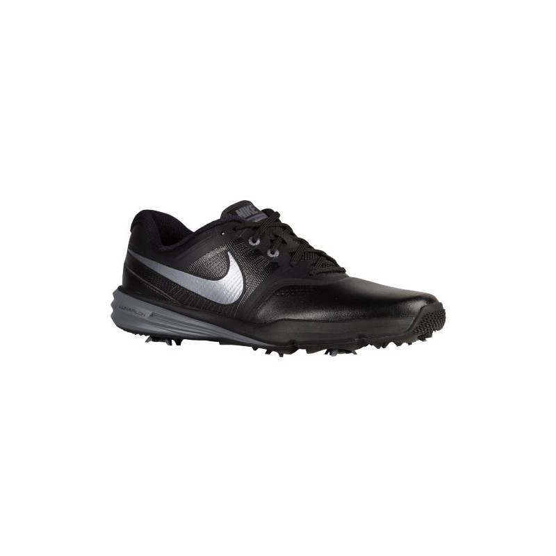 Nike Roshe Cool Grey Nike Lunar Command Golf Shoes Men S Golf Shoes Black Cool Grey Metallic Cool Grey Sku 04428001