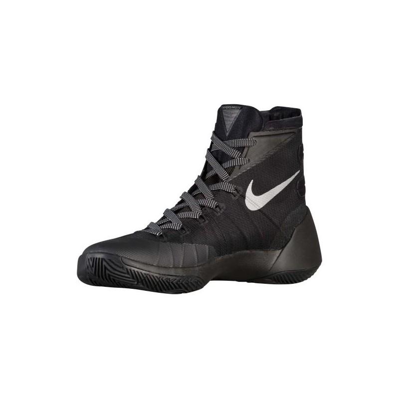 newest 72d40 715d5 ... Nike Hyperdunk 2015 - Men s - Basketball - Shoes - Black Metallic Silver-sku  ...