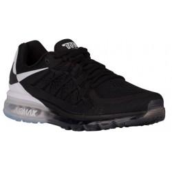 Nike Air Max 2015 - Men's - Running - Shoes - Black/White/Black-sku:89562001