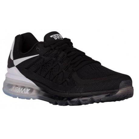 sports shoes cc701 a3087 nike air max 2015 black and white,Nike Air Max 2015 - Men s - Running -  Shoes - Black White Black-sku 89562001