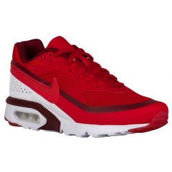 Nike Air Max BW Ultra - Men's - Running - Shoes - University Red/Bright Crimson/University Red-sku:19475616