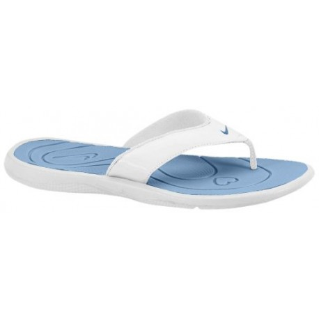 Nike Aqua Motion Thong - Girls' Grade School - Casual - Shoes - Lakeside/White/Lakeside-sku:13026400