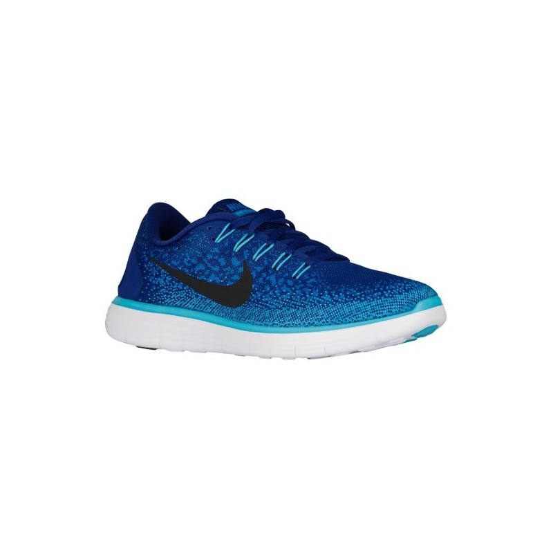 royal-blue-nike-shorts-Nike-Free-RN-Dist