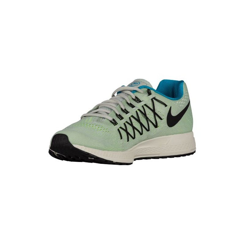 ... Nike Air Zoom Pegasus 32 - Men's - Running - Shoes - Light Silver/Ghost  ...