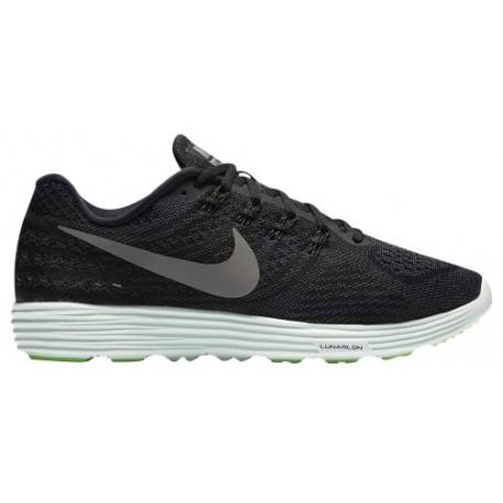 Nike LunarTempo 2 - Men's - Running - Shoes - Black/Metallic Pewter/Anthracite/Barely Green-sku:28659003