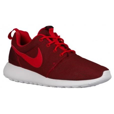 half off bf45b 5d462 nike university,Nike Roshe One - Men s - Running - Shoes - University  Red Black University Red-sku 25234660