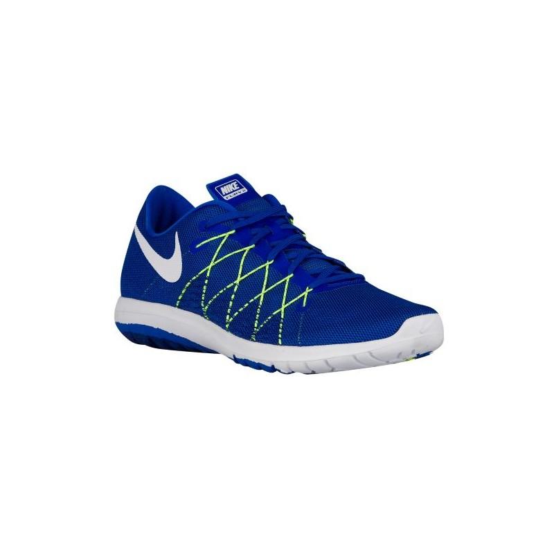 new styles 442ef 30021 Nike Flex Fury 2 - Men s - Running - Shoes - Racer Blue Volt  ...