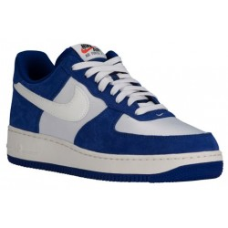 Nike Air Force 1 Low - Men's - Basketball - Shoes - Deep Royal Blue/Phantom/Sail-sku:88298438