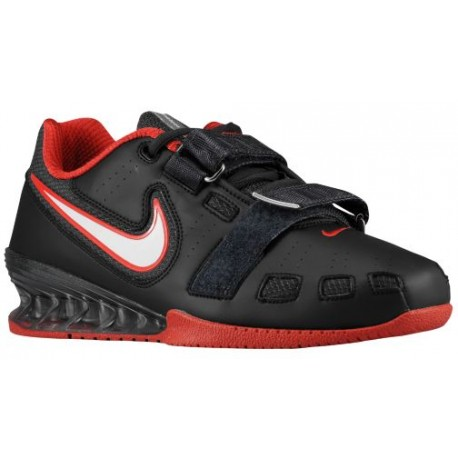 Nike Romaleos II Power Lifting - Men's - Training - Shoes - Black/White/