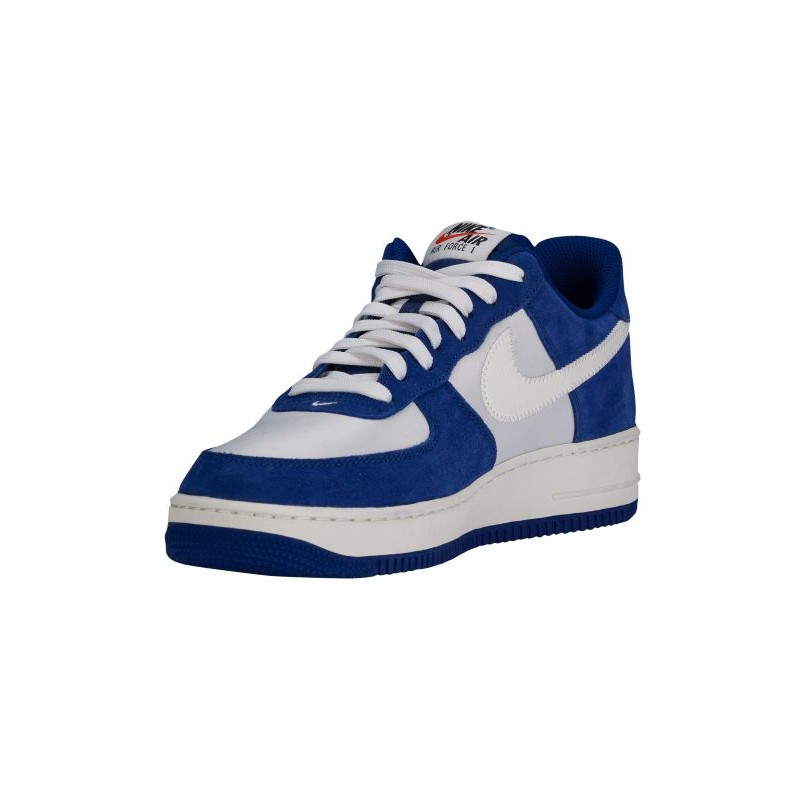 ... Nike Air Force 1 Low - Men's - Basketball - Shoes - Deep Royal Blue/ ...