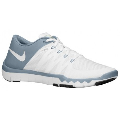 official photos b0a61 595ec Nike Free Trainer 5.0 V6 - Men's - Training - Shoes - White/Dove Grey/Pure  Platinum/White-sku:19922110