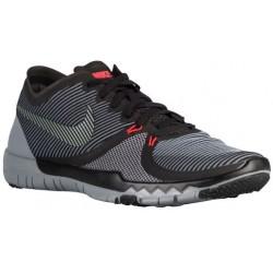 Nike Free Trainer 3.0 V4 - Men's - Training - Shoes - Black/Cool Grey-sku:49361001