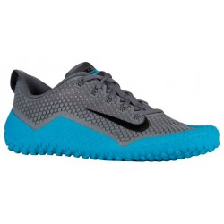 Nike Free Trainer 1.0 Bionic - Men's - Training - Shoes - Dark Grey/Black/Cool Grey/Blue Lagoon-sku:07436004