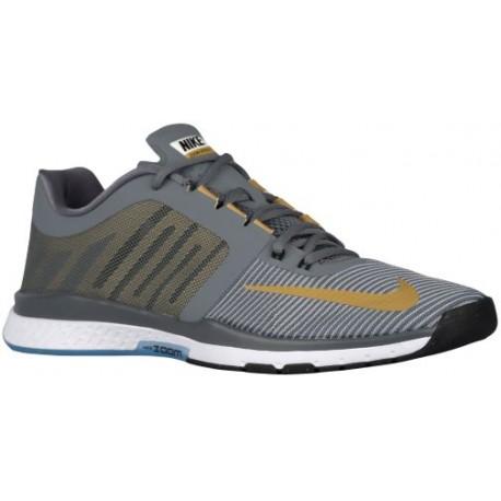 Nike Zoom Speed Trainer 3 - Men's - Training - Shoes - Cool Grey/Metallic