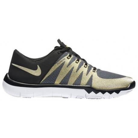 Nike Free Trainer 5.0 V6 - Mens - Training - Shoes - GoldBlack