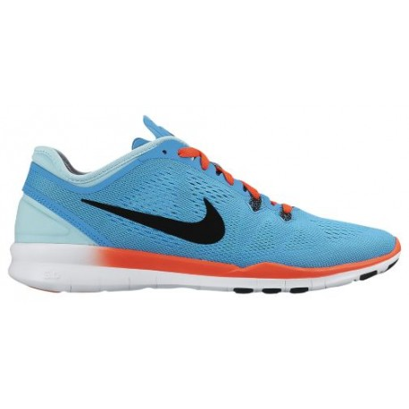 promo code ce27a 41cb9 nike free 5.0 tr fit 5,Nike Free 5.0 TR Fit 5 - Women s - Training - Shoes  - Blue Lagoon Black Bright Crimson Copa-sku 04674401