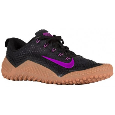 on sale 63145 e345b ... Nike Free Trainer 1.0 Bionic - Mens - Training - Shoes - BlackVivid  Purple ...