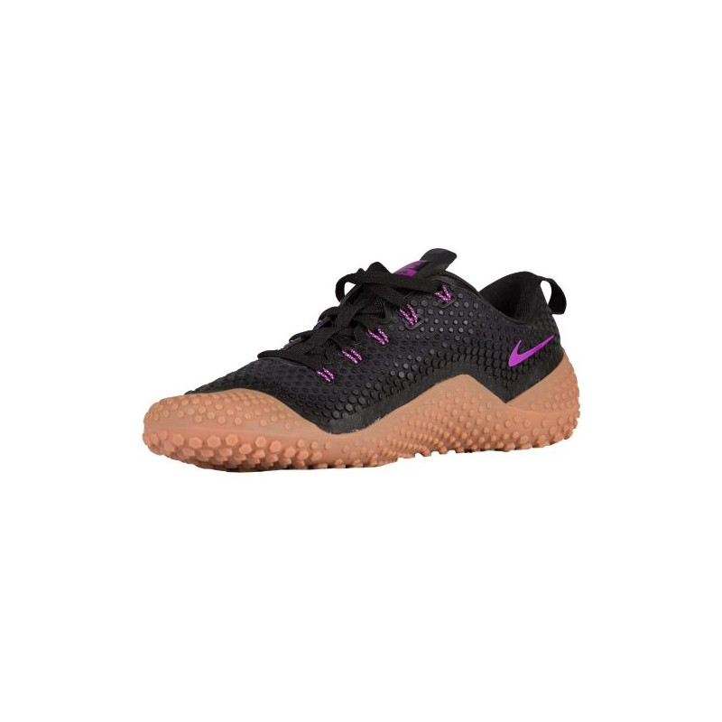 reputable site 85fce defb4 ... coupon code for nike free trainer 1.0 bionic mens training shoes black  vivid purple ea8f0 d800d