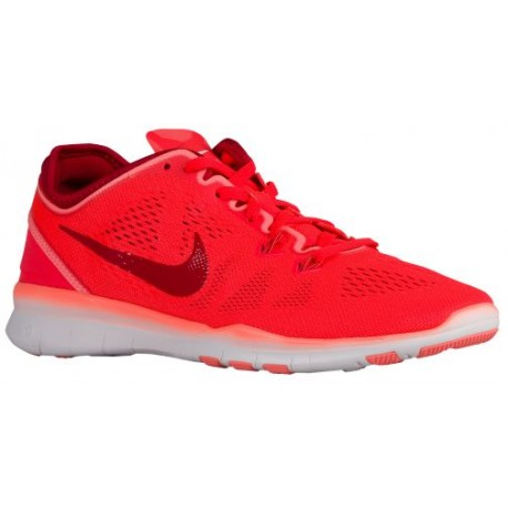 brand new 466b8 fb28d Nike Free 5.0 TR Fit 5 - Women's - Training - Shoes - Bright Crimson/Atomic  Pink/White/Prime Red-sku:04674601