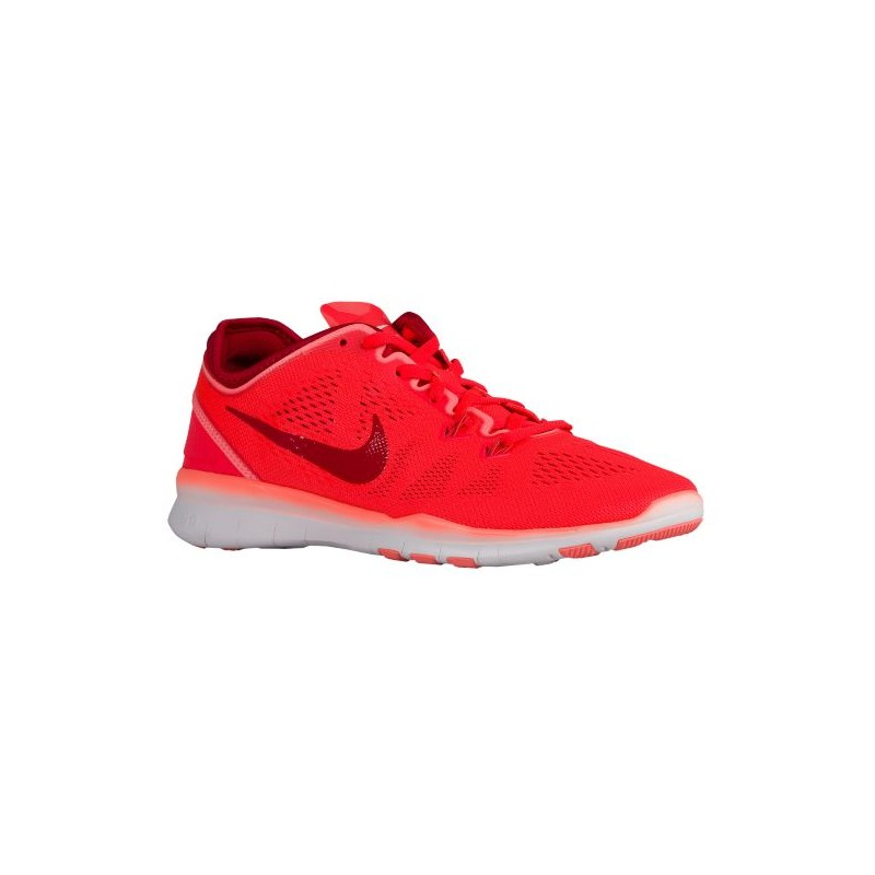 Nike Free 5.0 TR Fit 5 - Women's - Training - Shoes - Bright Crimson/ ...