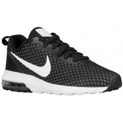 Nike Air Max Turbulence LS - Men's - Running - Shoes - Black/White-sku:7177010