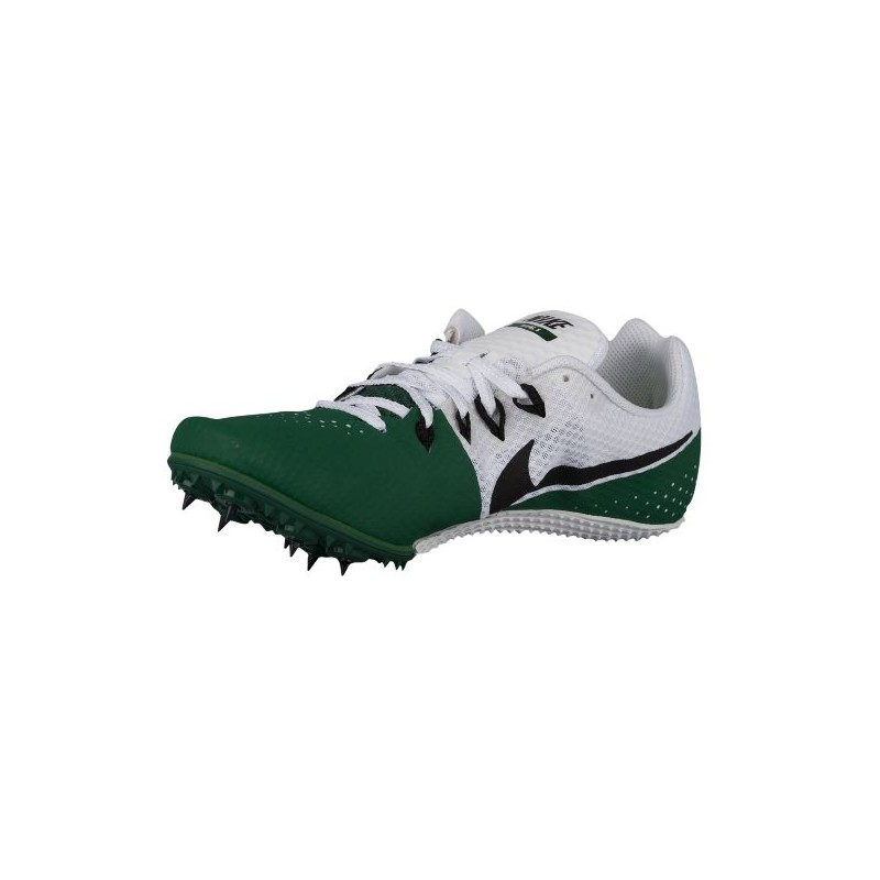 Nike Men's Zoom Rival S 8 Track and Field Shoes - Green/Black Gorge Green/White/Black F98v2349