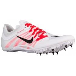 Nike Zoom Ja Fly 2 - Men's - Track - Field - Shoes - White/Black/Bright Crimson-sku:05373101