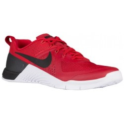 Nike MetCon 1 - Men's - Training - Shoes - Gym Red/Bright Crimson/White/Black-sku:04688616