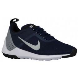 Nike Lunarestoa 2 - Men's - Running - Shoes - Midnight Navy/White/Black/Wolf Grey-sku:1372400
