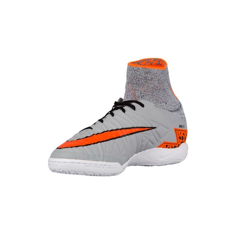 ... Nike Hypervenom Proximo IC - Men's - Soccer - Shoes - Wolf Grey/Total  Orange ...