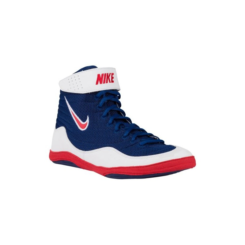 Nike Wrestling Shoes Red