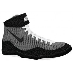 Nike Inflict 3 - Men's - Wrestling - Shoes - Grey/Black-sku:25256001