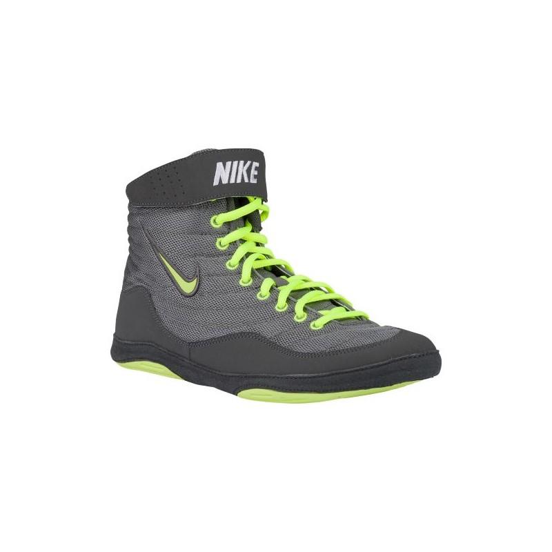 Nike Inflict 3 - Men's - Wrestling - Shoes - Cool Grey/Volt/Dark ...