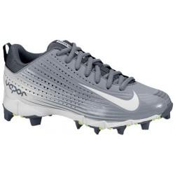 Nike Vapor Keystone 2 Low - Boys' Grade School - Baseball - Shoes - Stealth/White/Light Graphite-sku:84692011