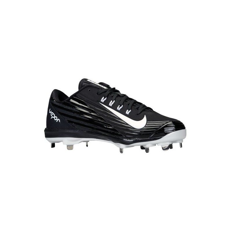 cd5d77b43bf2 Nike Lunar Vapor Pro - Men s - Baseball - Shoes - Black White Anthracite ...