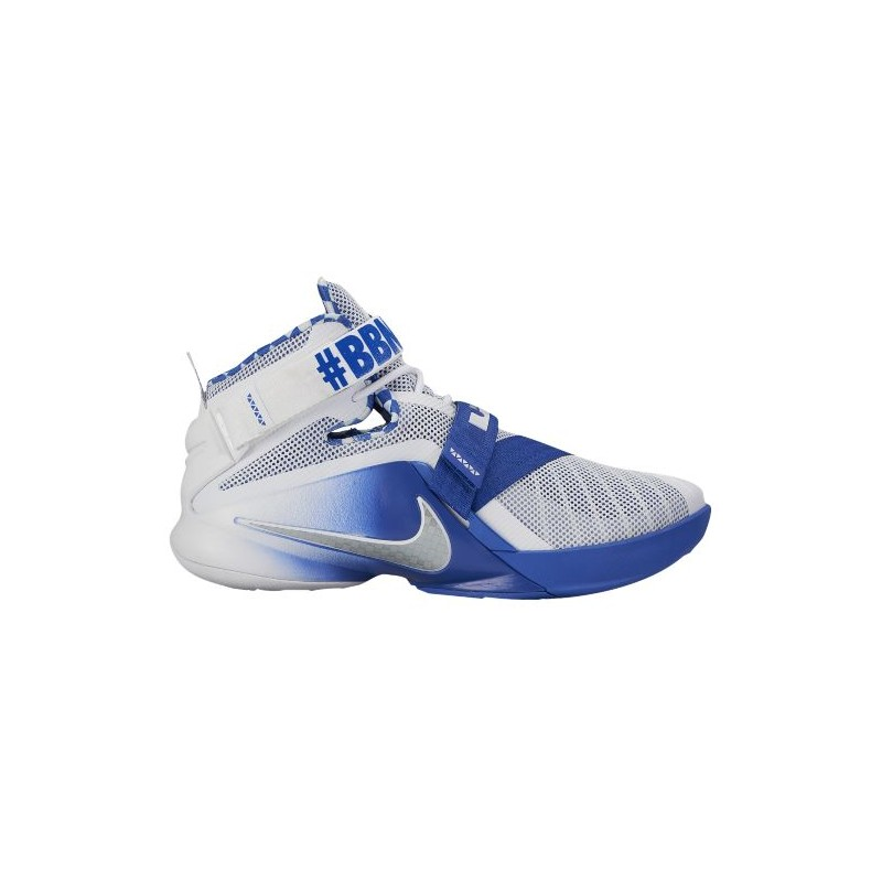 promo code e4ace b2069 nike zoom lebron soldier,Nike Zoom Soldier 9 - Men s - Basketball - Shoes - LeBron  James - White Metallic Silver Game Royal-sku