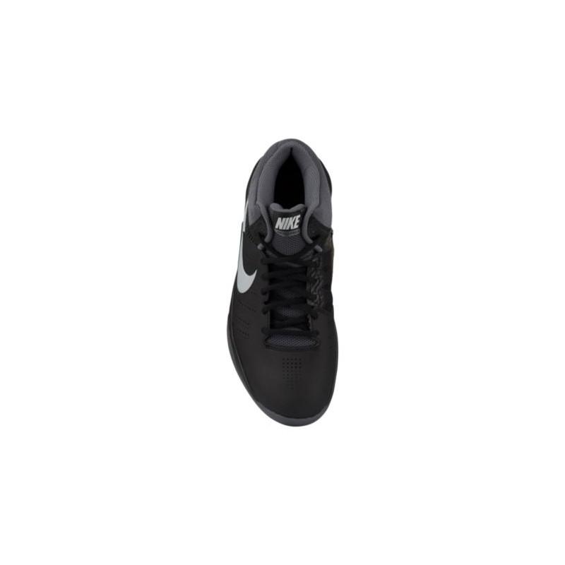 best sneakers 3c63f fb2bc ... Nike Air Visi Pro VI - Men s - Basketball - Shoes - Black Dark Grey