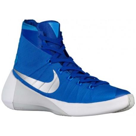 Nike Hyperdunk 2015 - Men's - Basketball - Shoes - Game Royal/Blue Hero/