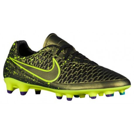 Nike Magista Orden FG - Men's - Soccer - Shoes - Dark Citron/Dark Citron