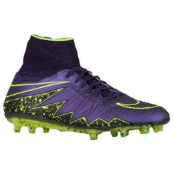 Nike Hypervenom Phantom 2 FG - Men's - Soccer - Shoes - Hyper Grape/Volt/Black/Black-sku:47213550