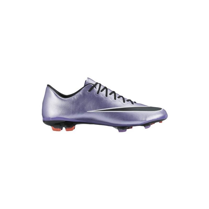 promo code 2b3b5 65c9d Nike Mercurial Vapor X FG - Boys' Grade School - Soccer - Shoes - Urban  Lilac/Black/Bright Mango-sku:51620580