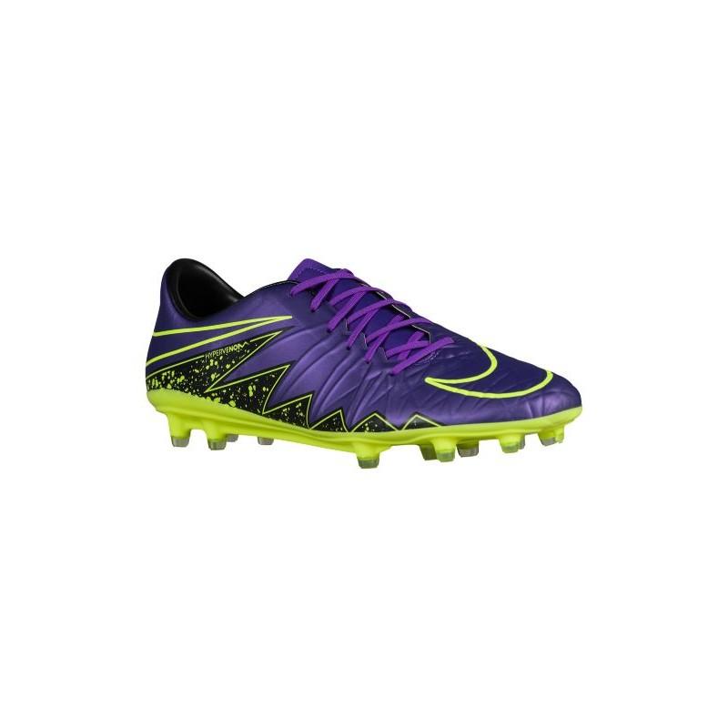 Nike Hypervenom Phatal 2 FG - Men's - Soccer - Shoes - Hyper Grape/Volt ...