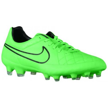newest 7a112 e7624 Nike Tiempo Legacy Leather FG - Men's - Soccer - Shoes - Green  Strike/Black/Green Strike-sku:31521330