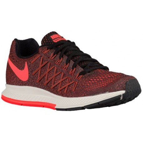 Nike Air Zoom Pegasus 32 - Women's - Running - Shoes - Black/Bright Crimson/Sail/Hyper Orange-sku:49344009