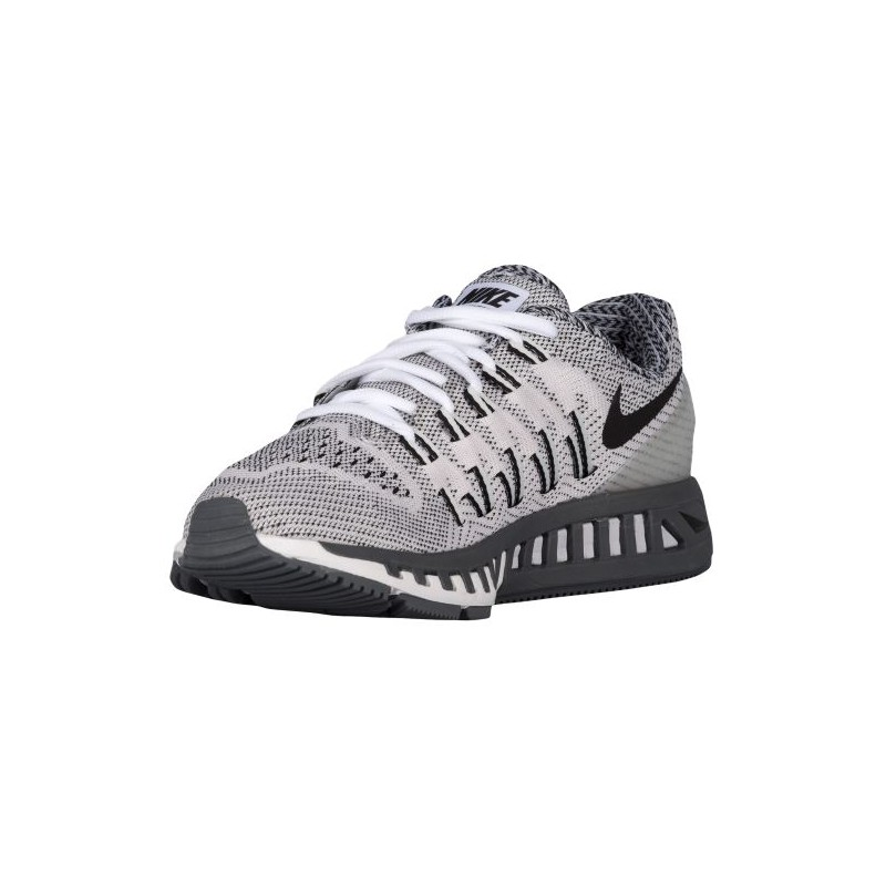 big sale e9a6b 91b55 nike air odyssey grey and black dress women shoes